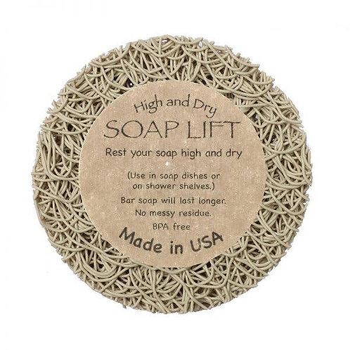 Round A Bout Soap Lift - Bone