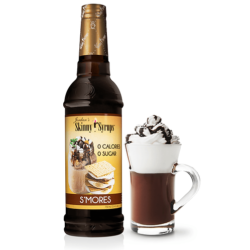 Sugar Free S'mores Syrup