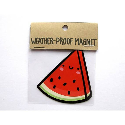 Watermelon Weatherproof Magnet