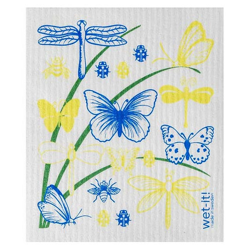 Bugz Wet-It Swedish Dish Cloth