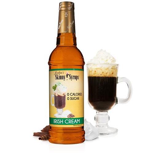 Sugar Free Irish Cream Syrup
