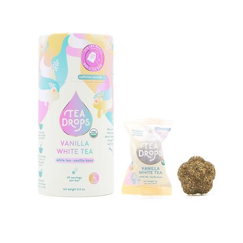Vanilla White Tea Drops Tube (10 Drops)