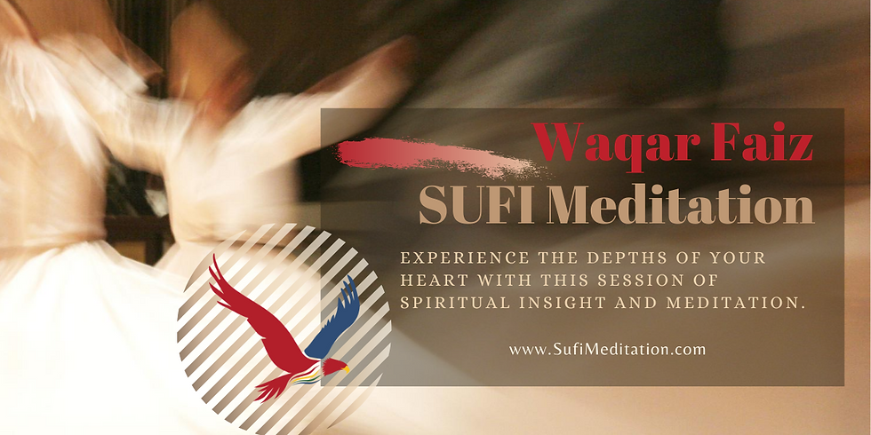MARYLAND | Waqar Faiz Sufi Meditation