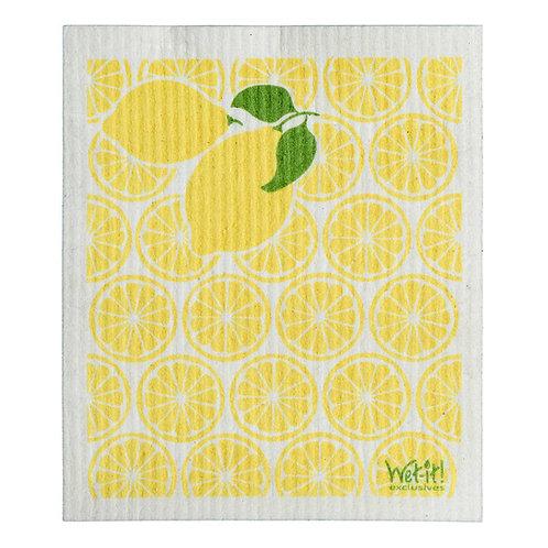 Lemonade Wet-It Swedish Dish Cloth