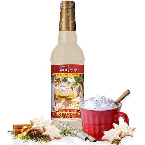 Sugar Free Christmas Cookie Syrup