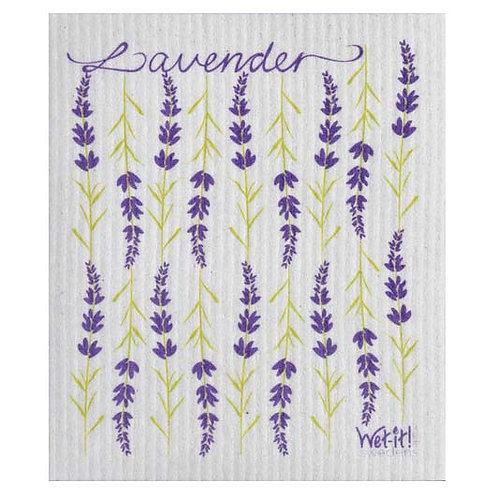 Lavender Wet-It Swedish Dish Cloth
