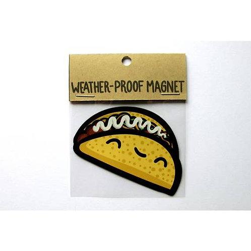 Taco Weatherproof Magnet