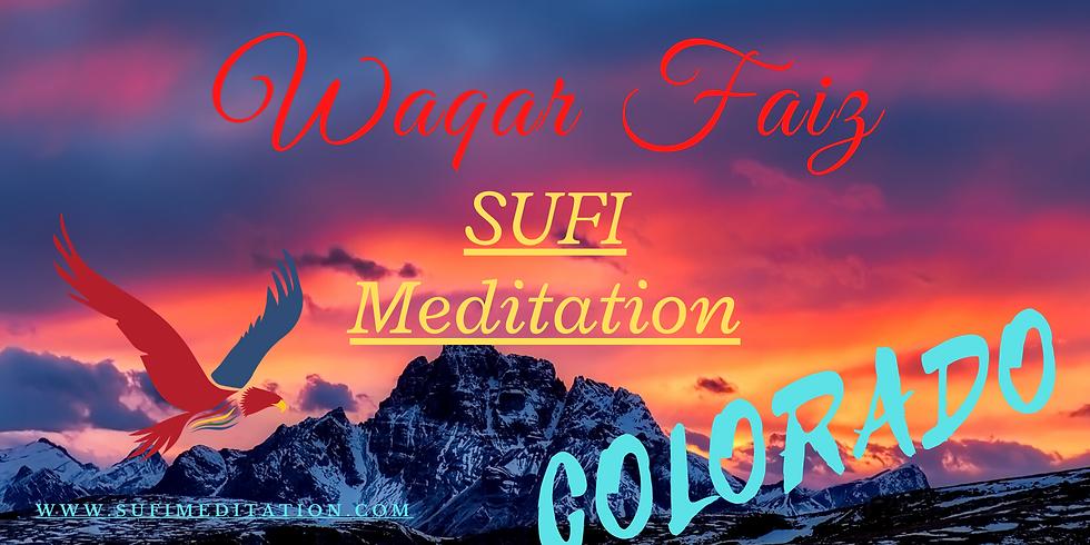 Colorado, USA | Waqar Faiz Sufi Meditation