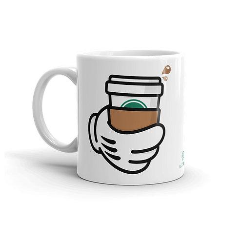 Coffee Time 11 oz. Mug by As of Latte