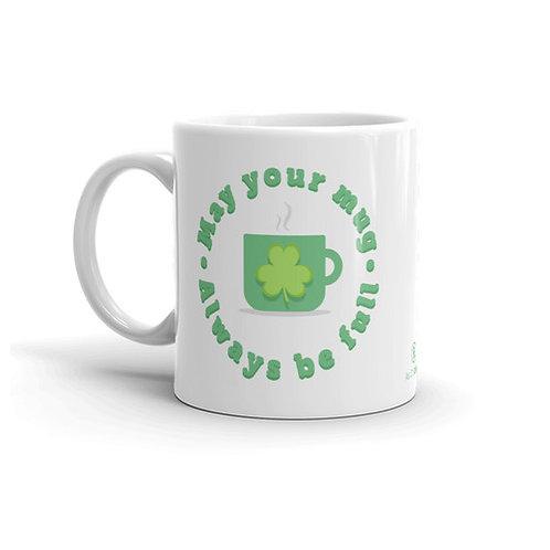 Always Full 11 oz. Mug by As of Latte