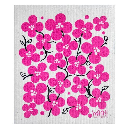 Flower Patch Wet-It Swedish Dish Cloth