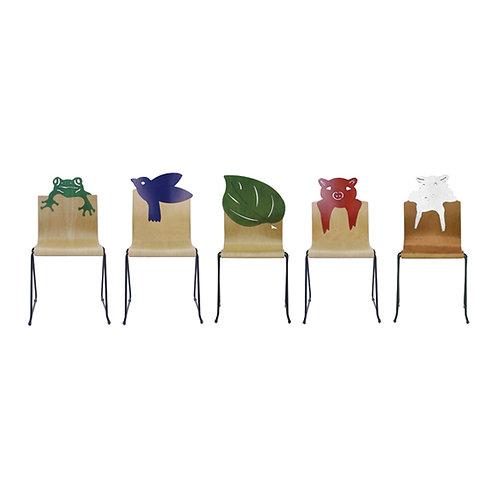 """Flick 15"""" Children's Chair"""