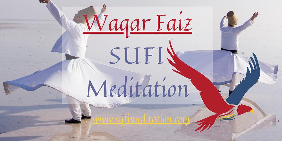 NEW YORK | Waqar Faiz Sufi Meditation