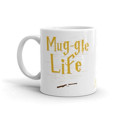 Muggle Life 11 oz. Mug by As of Latte