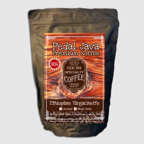 Ethiopian Yirgacheffe Coffee by Pedal Java