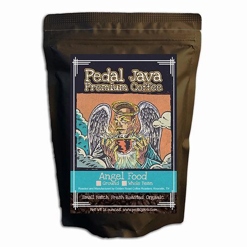 Angel Food Coffee by Pedal Java