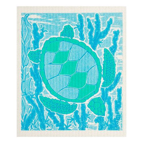 Barbs Sea Turtle Wet-It Swedish Dish Cloth
