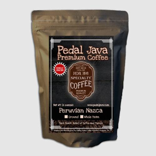 Peruvian Nazca Coffee by Pedal Java
