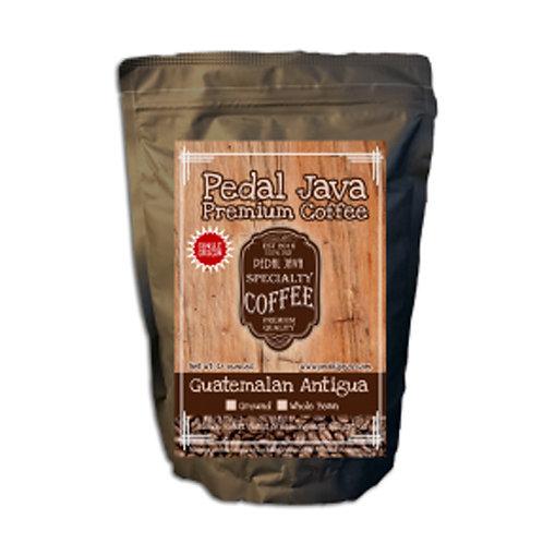 Guatemalan Antigua Coffee by Pedal Java