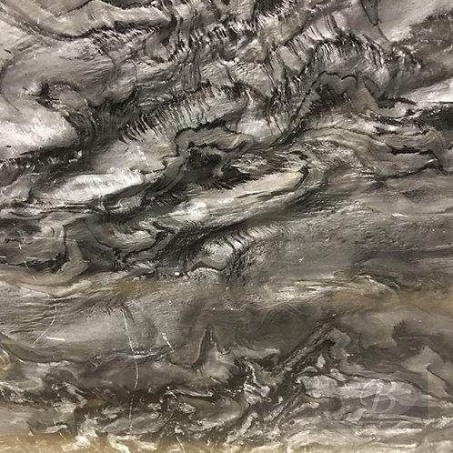 Black Fantasy Leathered Granite