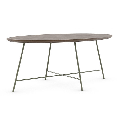 Kosa Oval Coffee Table
