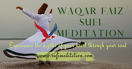 AUSTRALIA   Waqar Faiz Sufi Meditation