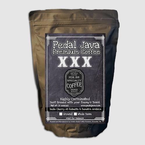 XXX Espresso by Pedal Java