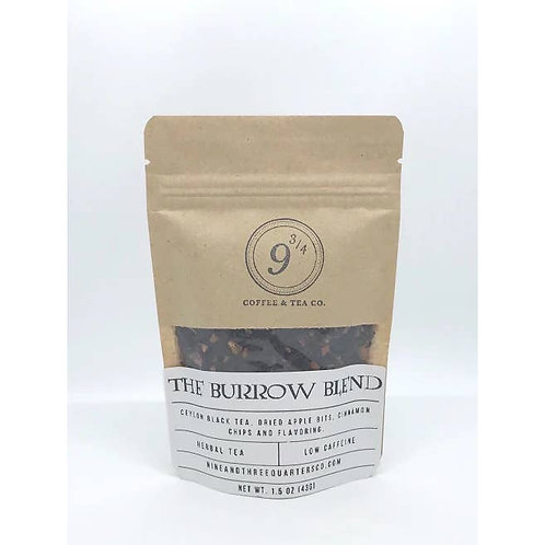 The Burrow Blend Black Tea by 9 3/4 Coffee and Tea Co.