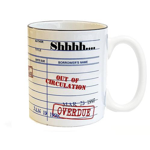 Shhhh... Librarian Mug