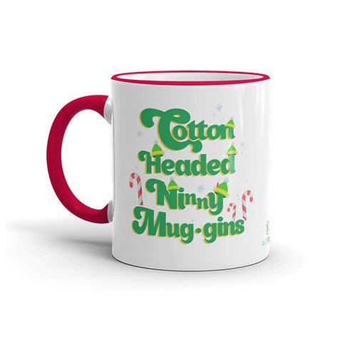 Ninny Muggins 11 oz. Mug by As of Latte
