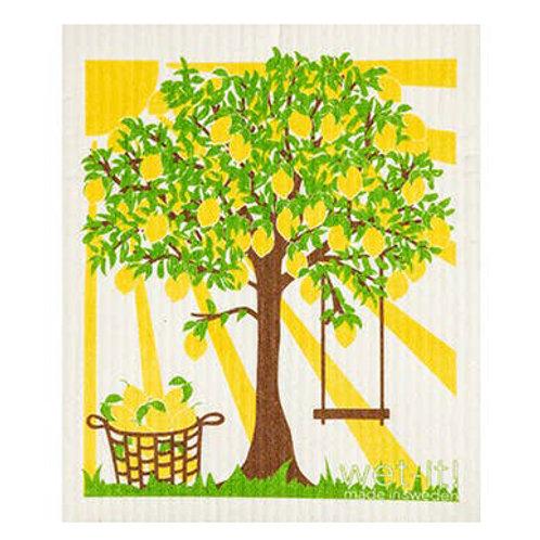 Summer Tree Wet-It Swedish Dish Cloth
