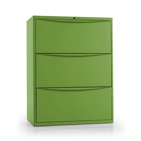 Storage Cabinet - Zesty Lime