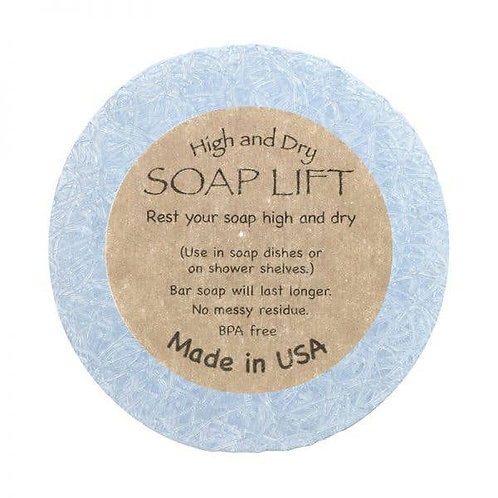 Round A Bout Soap Lift - Crystal