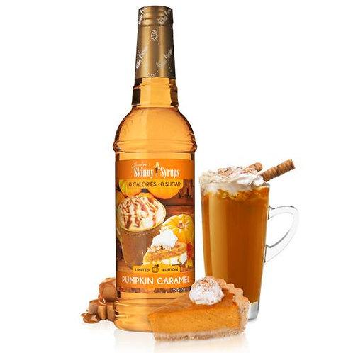 Sugar Free Pumpkin Caramel Syrup
