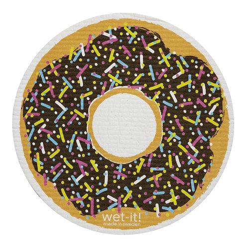 Donut Round Wet-It Swedish Dish Cloth