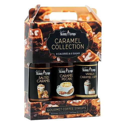 Caramel Collection Trio