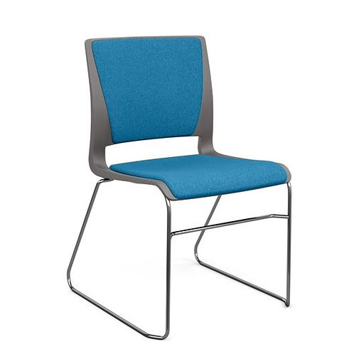 Rio Armless Chair - Upholstered