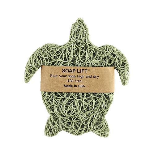 Sea Turtle Soap Lift - Sage