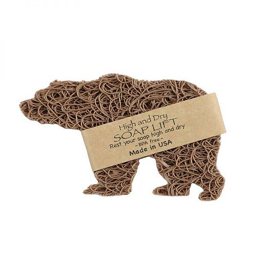 Bear Soap Lift - Tan