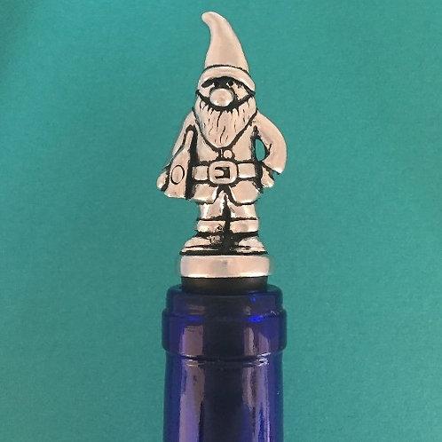 Gnome Bottle Stopper