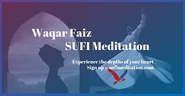 USA   Waqar Faiz Sufi Meditation