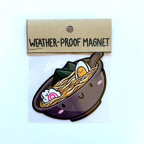 Ramen Weatherproof Magnet
