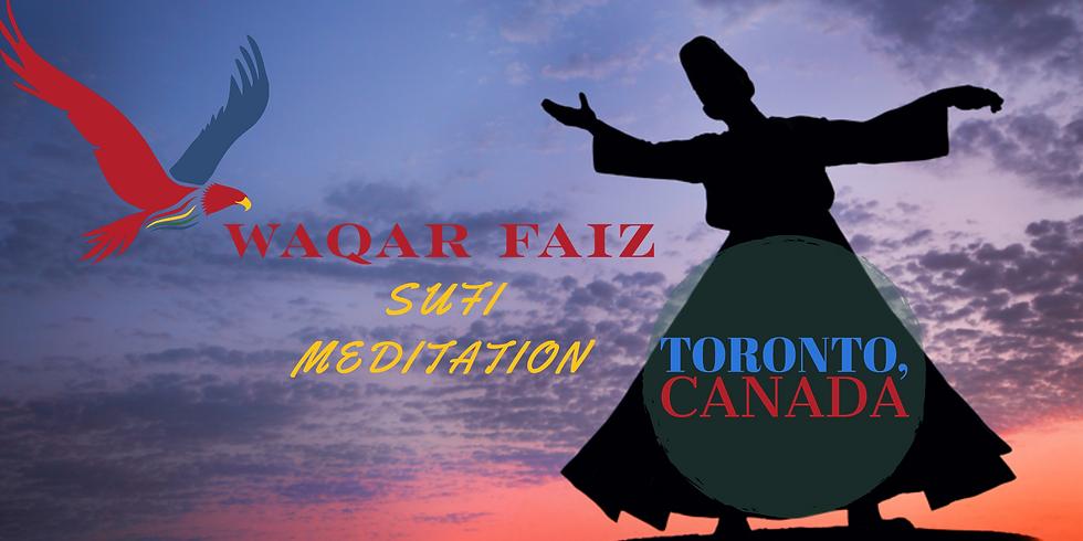CANADA | Waqar Faiz Sufi Meditation