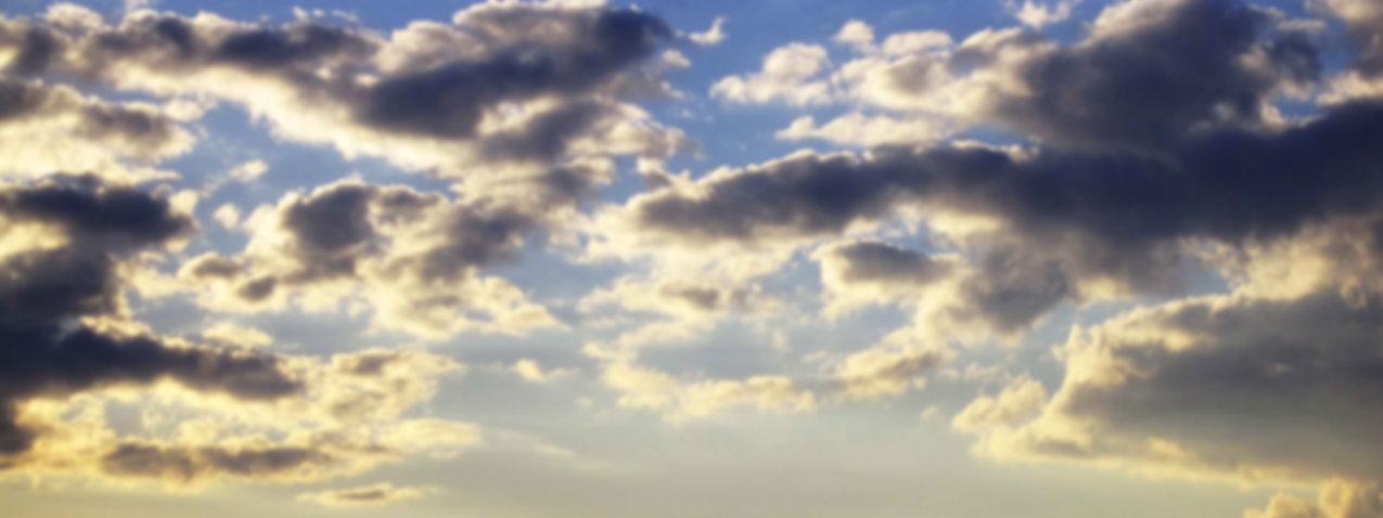cloudy sky photo by DJ Bowman-Smith