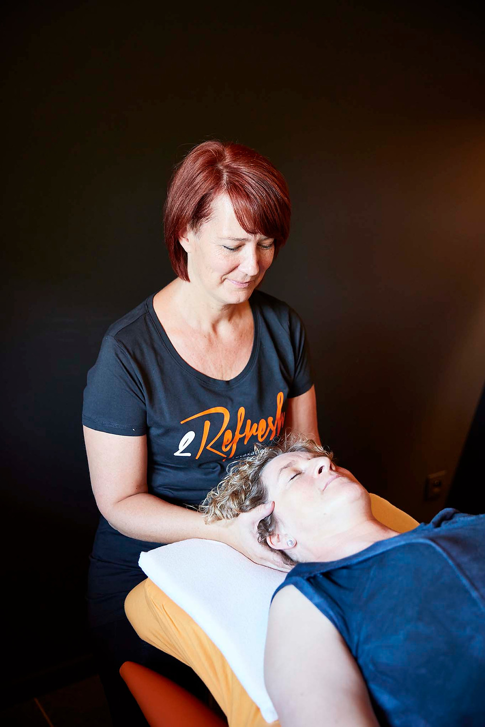 craniosacrale therapie 2refresh ontstess relax ontspan therapie behandeling stress