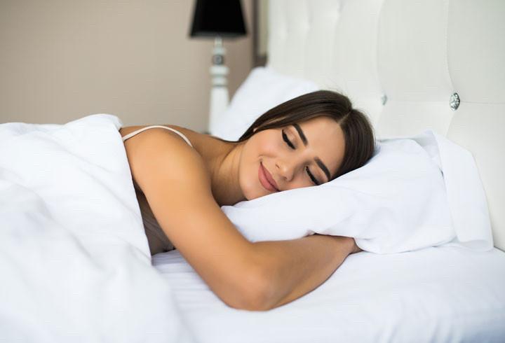 Na 10 jaar kan ik eindelijk slapen zonder pillen.