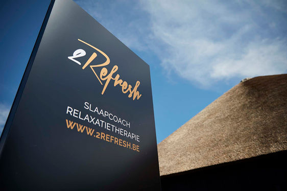 2Refresh Slaapcoach Relaxatietherapie