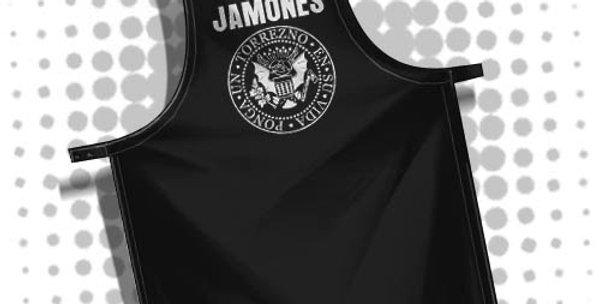Delantal Jamones