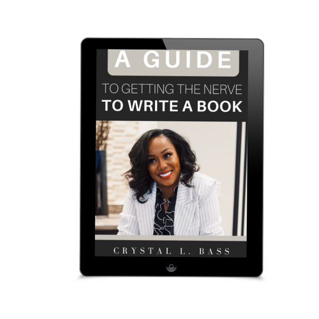 A Guide to Getting The Nerve To Write A Book