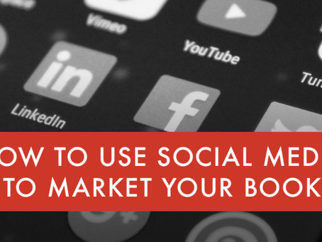 How To Market Your Book On Social Media
